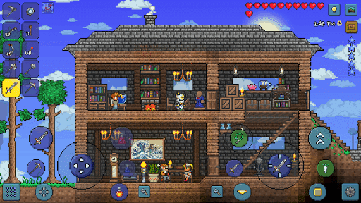 Terraria-ios-game