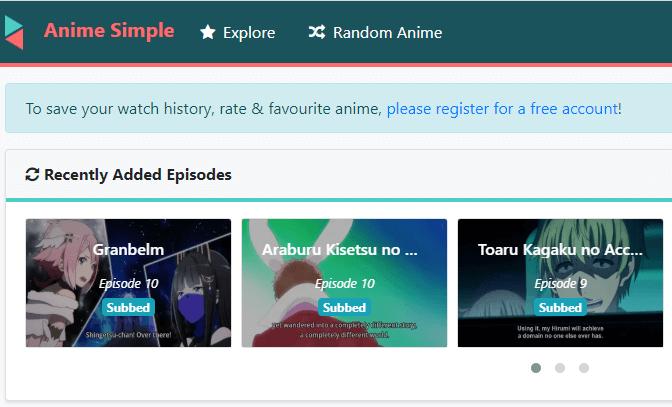 anime-simple