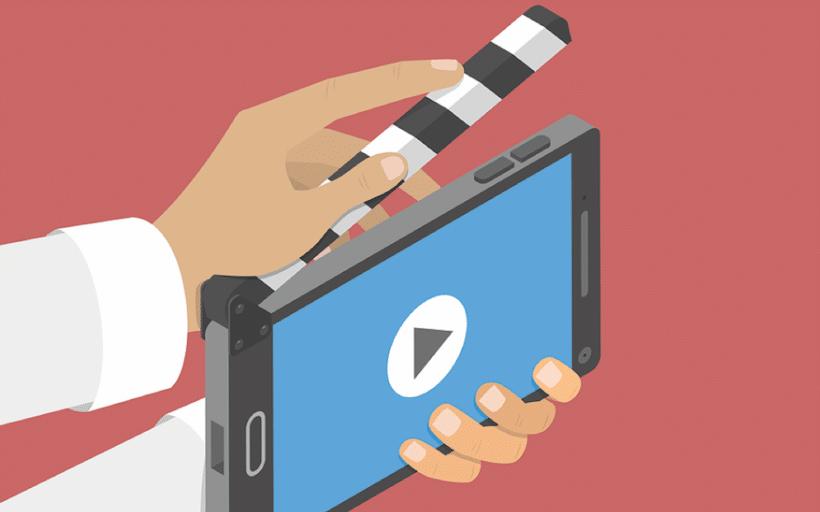 uploading video
